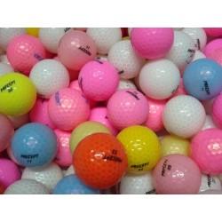 """BALLES LADY Assortiment de Modèles """"A"""" (Pack de 20 Balles)"""
